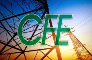 Cancelar contrato CFE