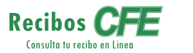 Logo Recibos Cfe