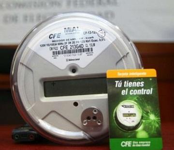 Medidor CFE